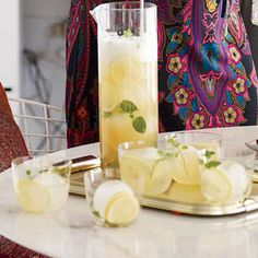 Summer Alcoholic Drink Recipes -