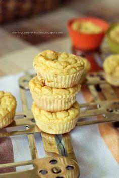 Lemon Millet Muffins