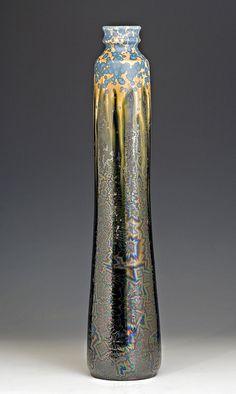 Samantha Henneke - Vase by Bulldog Pottery, via Flickr