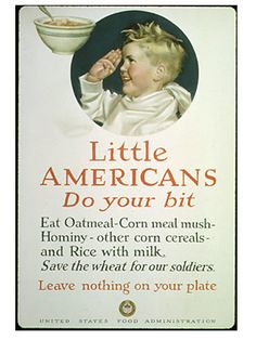 Delicious Propaganda: 12 Fascinating Government Food Posters recommend