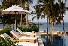 Pool, St. Regis Punta Mita, Punta Mita, Mexico (Courtesy of St. Regis Punta Mita) >> I would like to visit there one day