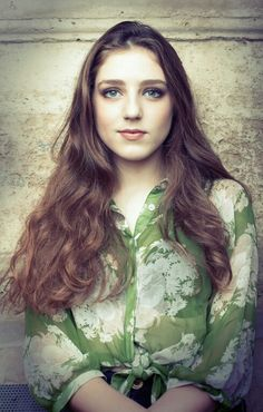 Birdy. beautiful hair and make-up
