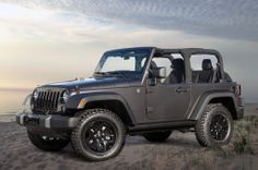 2014 Jeep Willys Wheeler Edition - Front Three Quarters shot