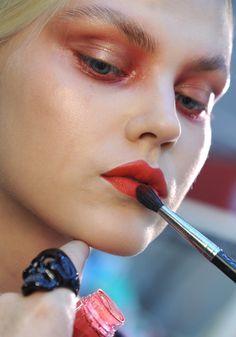 Spring 2013 makeup