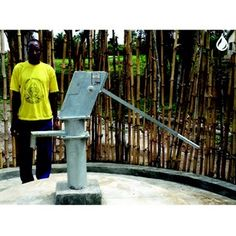 """Project update: Clean Water """"Sierra Leone taps into sustainable water solution.""""  http://www.themochaclub.org/2014/07/02/sierra-leone-taps-into-sustainable-water-solution/"""