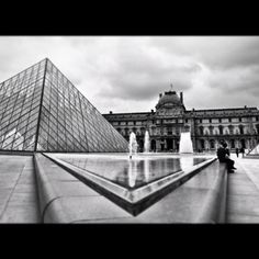 Louvre, Paris - France