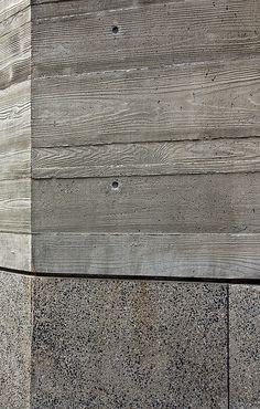 board formed concrete - Google Search