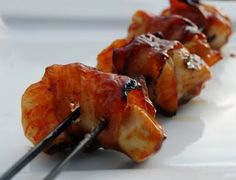 Bacon, Shrimp & Chicken Bites