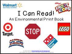 environmental print book