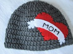 Tattooed heart baby hat | Cool Mom Picks
