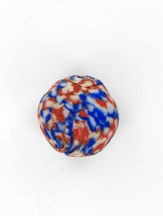 1 Antique Millefiori special Glass African Trade Bead