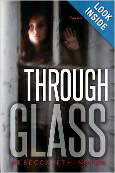 Through Glass (Volume 1) by Rebecca Ethington.  Cover image from amazon.com.  Click the cover image to check out or request the science fiction and fantasy kindle.