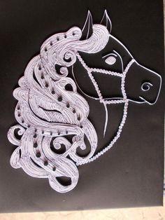 creativ quill, paper art, quill art, quill board, detailart paper, brigita vida