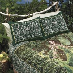 Nene Thomas Astranaithes pillow sham and bed spread