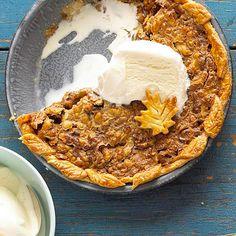 Maple-Nut Pie