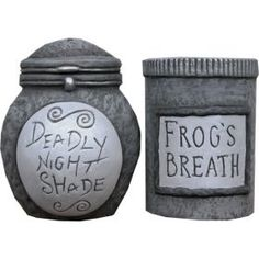 would have to get for decor...love nightmare before christmas!