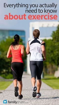 FamilyShare.com | Everything you actually need to know about #exercise