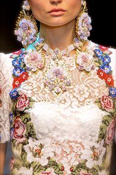 gabbana, detail, coutur, cloth, style