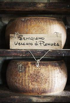Parmigiano Vecchio di Pianura....Oro Italiano...