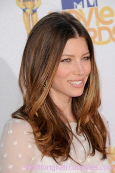 Summer Hair Colors For Brunettes | I'm considering this...