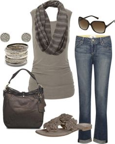 """Summer"" by honeybee20 on Polyvore 