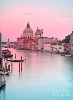 ✯ Grand Canal Sunset