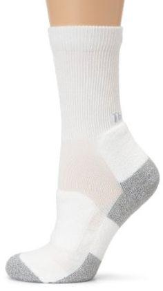 Thorlo Womens Thin Cushion Walking Crew Sock