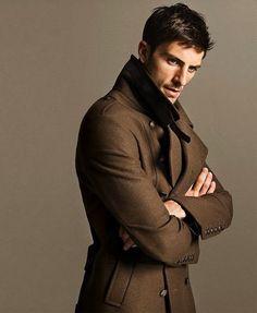 Fancy - Zara Double Breasted Military Coat