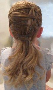 beautiful children hairstyles for girls! Κοριτσίστικα χτενίσματα για γάμο και βάφτιση
