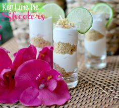key lime pie shooter