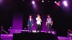 "Il Volo - (Funny intro! Watch Piero helping Gianluca) - ""Il Canto"" - Sle..."