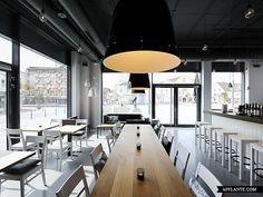 'Nonna Martha' Restaurant // Franken Architekten | Afflante.com