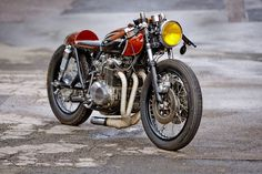 FATE CUSTOMS Cafe Racer #motorcycles #caferacer #motos | caferacerpasion.com