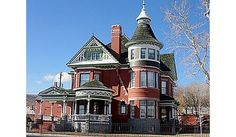 Queen Anne Mansion, not sure where though...
