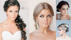 Heavenly hairstyles to have and to hold! #Wedding #WeddingTrends