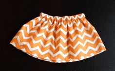 Chevron toddler skirt toddler outfit holiday by jmariecreations