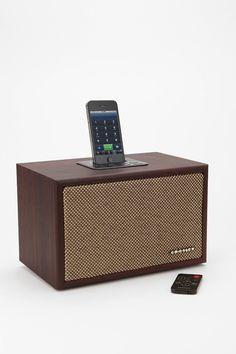 Crosley Ideco iPod Speaker Dock