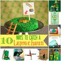 10 Ways to Trap a Leprechaun