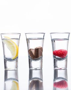Brief: '1/2 page editorial - Vodka drinks with ingredients' by IB photographer Johan Larson