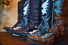 Stylish Cowgirl boots from Bodacious Boot Co.