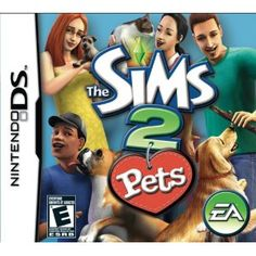 The Sims 2 Pets --- http://www.amazon.com/The-Sims-2-Pets-Nintendo-DS/dp/B000GOZIBQ/?tag=hotomamoon0d8-20