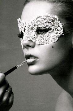 Fairytale mask