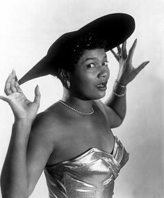 Pearl Bailey | Black Hollywood Series    Pearl Bailey in Carmen Jones, 1954. Directed by Otto Preminger. With Harry Belafonte, Dorothy Dandridge, Pearl Bailey.
