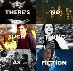 Reasons Why We Should Of Stopped Reading Harry Potter, The Hunger Games, Divergent And Twilight (for Obvious Reasons).