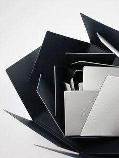 Manège / coloris noir by Elise Hauville, via Behance