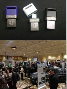 Did you miss Monday's New York Daily News? Not to worry. My 2014 International CES preview is now on the paper's website. A handful of new products, like Sony's clever MicroVault 2-in-1 flash drive, which has a PC-friendly USB 2.0 plug on one end, a phone-friendly micro USB plug on the other and 8GB ($20), 16GB ($30) or 32GB ($63) of storage in the middle, are rounded up in the article. #CES2014
