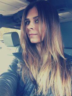 #Brunette #Ombre #hair #ombré