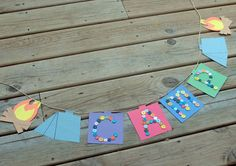 Camp Banner: Summer Camp Crafts and Lessons for Kids: KinderArt ®