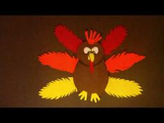 Thanksgiving songs for children - Mr. Turkey's Feathers - Lttlestorybug