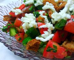 Fattoush salát
